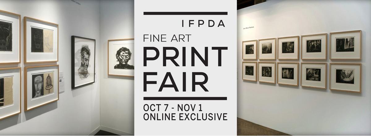 IFPDA Fine Art Print Fair – Now Open